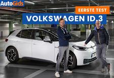 AutoGids test de elektrische Volkswagen ID.3.  Bekijk de video!