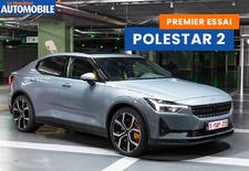 Le Moniteur Automobile a testé la nouvelle Polestar 2. Découvrez notre reportage !