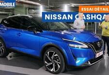 La troisième génération du Nissan Qashqai ne veut plus suivre le peloton des SUV, mais reprendre la tête de la course des crossovers. A-t-elle réussi à le faire ? Découvrez notre vidéo !
