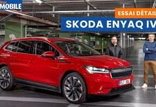 Le Moniteur Automobile a testé la Skoda Enyaq iV 2021. Regardez notre essai vidéo du SUV électrique tchèque étroitement lié au Volkswagen ID.4.