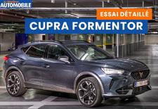 Le Moniteur Automobile a testé le nouveau Cupra Formentor. Découvrez notre reportage !