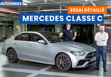 Le Moniteur Automobile a essayé la Mercedes Classe C 2021. La génération précédente était extrêmement populaire, la nouvelle a-t-elle les qualités requises pour poursuivre sur cette lancée ?