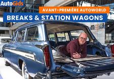 Sinds 2 april 2021 loopt de expo Breaks & Station Wagons in het Brusselse automuseum AutoWorld. Wij konden reeds een kijkje gaan nemen in avant-première. Bekijk de video!