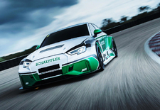 Zeg niet zomaar Audi RS3 tegen deze door Schaeffler ontwikkelde 4ePerformance, die vier in de Formule E gebruikte elektromotoren combineert om aan een systeemvermogen van 1.180 pk te komen.