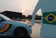 Vanavond speelt de Belgische nationale voetbalploeg tegen Brazilië in de kwartfinale van het Wereldkampioenschap. Rode Duivels-sponsor BMW steekt Hazard & Co een hart onder de riem met deze M2 Competition.