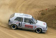 In 1987 haalde de door Jochi Kleint bestuurde VW Golf Twin Engine het einde niet. Nu krijgt de tweemotorige Volkswagen een nieuwe kans om te schitteren op de Pikes Peak-heuvelklim.
