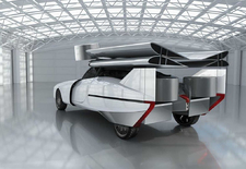 De Aska Concept Hybrid Flying Car is een vliegende auto die veel weg heeft van een flink uit de kluiten gewassen drone. Bekijk de video!