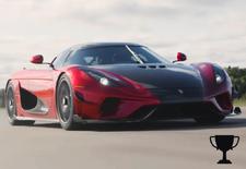 Vanuit stilstand naar 400 km/u sprinten en dan vol in de ankers. Geen enkele hypercar doet dat sneller dan de Koenigsegg Regera. Bekijk de video van het nieuwe wereldrecord!