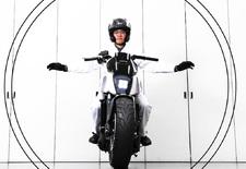 Zin in een motorfiets, maar schrik om te vallen? Geen nood, want hier is de Honda Riding Assist-technologie.