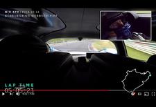 Bekijk de on-boardvideo van de 1.341 pk sterke Nio EP9 die het Nordschleife-ronderecord voor elektrische wagens scherper zet.