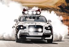 Jon Olsson heeft zijn Lamborghini's verpatst, tegenwoordig rijdt het Zweedse YouTube-fenomeen met een Rolls-Royce Wraith. Maar niet nadat hij de wagen flink onder handen liet pakken, natuurlijk.