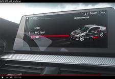 Hoewel de nieuwe BMW M5 voortaan met xDrive komt, kan je de V8-biturbo ook alleen de achterwielen doen aandrijven. Hoe werkt dat nieuwe 4x4-systeem met verschillende rijmodi juist?
