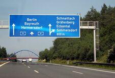 Allemagne : la vignette autoroutière retardée