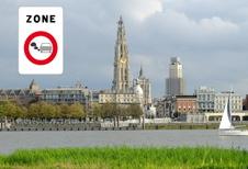 Antwerpen schreef 64.246 LEZ-boetes uit in 2020
