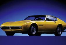 De geschiedenis van de Maserati Ghibli
