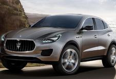 Maserati Kubang is Italiaanse Cayenne