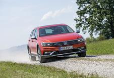 VW Passat Alltrack 2.0 TDI 240 (2015)