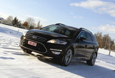 FORD MONDEO CLIPPER 2.0 TDCi 163