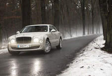 BENTLEY MULSANNE (2011)