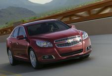 EERSTE FOTO: Chevrolet Malibu