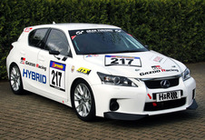 HYBRIDE RACER: Lexus CT 200h by Gazoo Racing