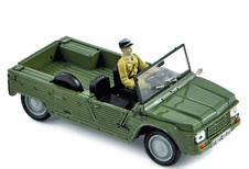 IN HET KLEIN: Citroën Mehari (Norev, 1/43)