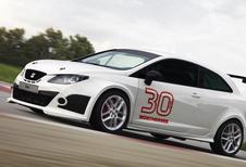 CUPRACER: Seat Ibiza SC Trophy