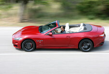 WEGTEST: Maserati GranCabrio Sport (2011)