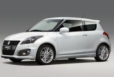SNELLE JAP: Suzuki Swift Sport