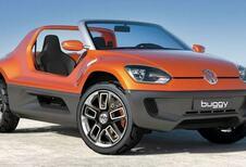 UP MET DE VW: Wolfsburg toont zes Up-varianten