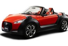 KLEIN IS FIJN: Daihatsu D-X Concept