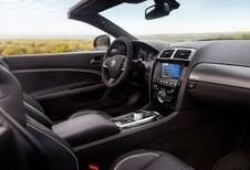 HET DAK ERAF!: Jaguar XKR-S Cabrio