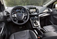ESCAPE OF THE KUGA: Ford lanceert nieuwe wereld-SUV