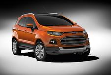 NIEUW IN NEW DELHI: Ford EcoSport