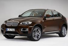 BOTOXBEHANDELING: BMW X6 FL 2012