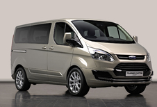 RICHTING MONOVOLUME: Ford Tourneo Custom