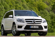 OOK IN SPORTOUTFIT: Mercedes GL 63 AMG