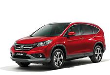 KLAAR VOOR EUROPA: Honda CR-V