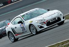 RACEKLAAR: TMG-Toyota GT86 CS-V3