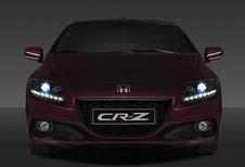MEER POWER: Honda CR-Z