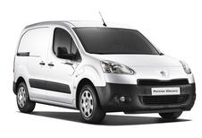 ELEKTRISCH BESTELLEN: Peugeot Partner
