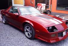 HET LEVEN ZOALS HET IS: Chevrolet Camaro RS (1991)