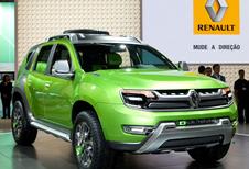 SCOREN IN BRAZILIE: Renault DCross