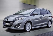 Mazda 5 is een heel klein beetje nieuw