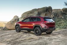 VOS MET STREKEN: Jeep Cherokee