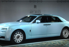 FLINKE BROK KUNST: Rolls-Royce Ghost Art Deco