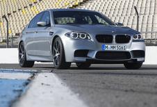 TEGENREACTIE: BMW M5 Competition Package