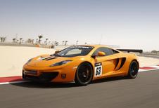 ENKEL CIRCUIT: McLaren 12C GT Sprint