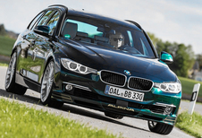 BMW 330D PLUS: Alpina D3 Touring