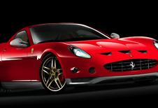 Nieuwe California gaat Ferrari F40 achterna